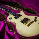 Vintage Gallery Gibson Les Paul Custom White